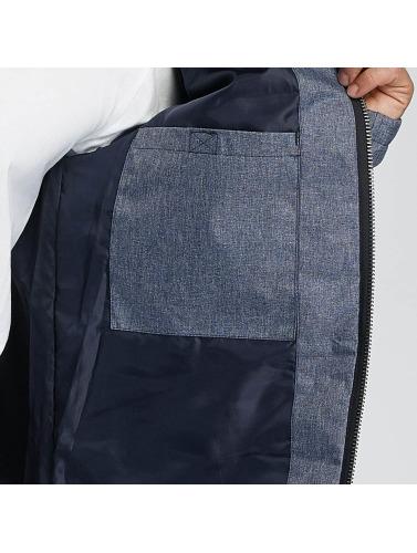 Paris Premium Herren Winterjacke Fluffy in blau