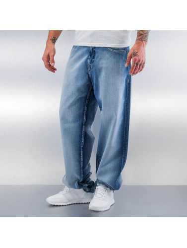 Hombres Pelle Pelle in Baggy azul Baxter TBqZvO