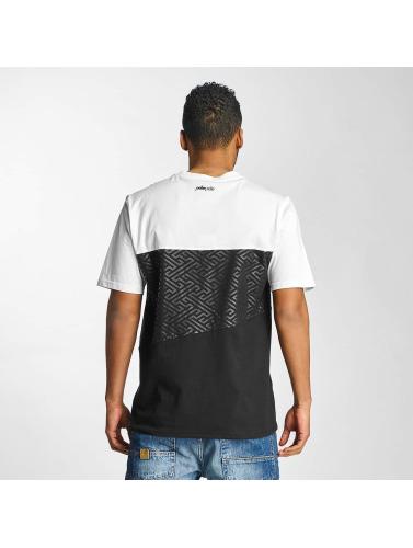 Pelle Pelle Hombres Camiseta Slice Of Hell in blanco