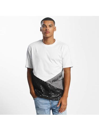 Pelle Pelle Hombres Camiseta Sayagata Pointer in blanco