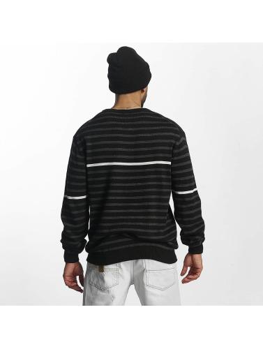Pelle Pelle Hombres Camiseta de manga larga More Core in negro