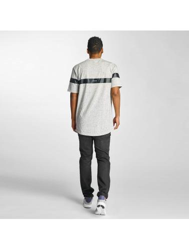 Pelle Pelle Hombres Camiseta 16 Bars in gris