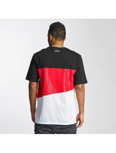 Pelle Pelle Hombres Camiseta Slice Of Hell in negro
