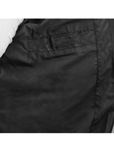 Pelle Pelle Hombres Chaqueta de entretiempo Sayagata RMX in negro