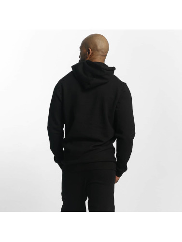 Pelle Pelle Herren Hoody Just The Logo in schwarz