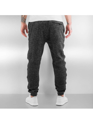 Pelle Pelle Herren Jogginghose On The Ru in schwarz
