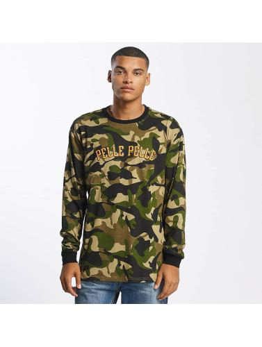 Pelle Pelle Herren Longsleeve Full Camo in camouflage