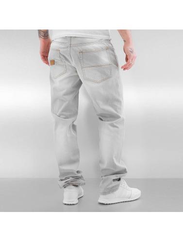 Pelle Pelle Herren Loose Fit Jeans Baxter in grau