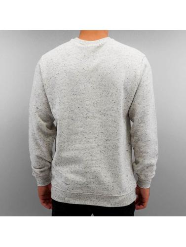Pelle Pelle Herren Pullover Mini Logo in grau