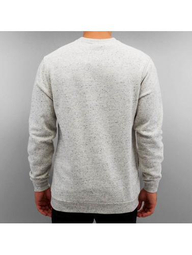 Pelle Pelle Herren Pullover Back 2 The Basics in grau