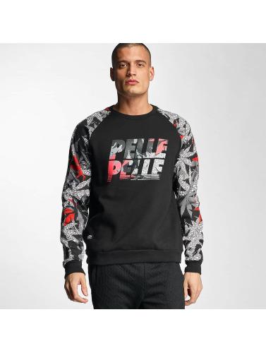 Pelle Pelle Herren Pullover Highliner in schwarz