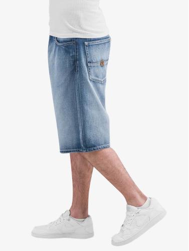 Pelle Pelle Herren Shorts Buster in blau