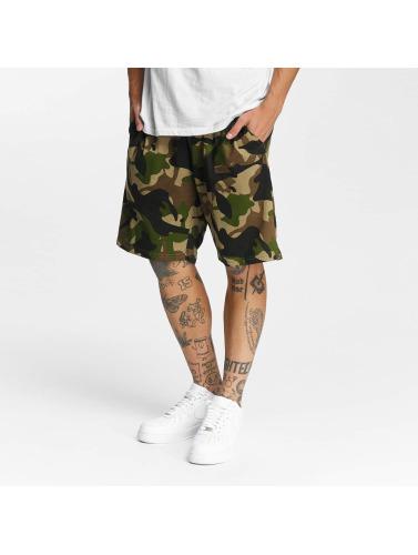 Pelle Pelle Herren Shorts O'Shea Jackson in camouflage