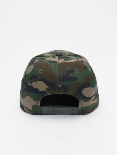 Pelle Pelle Snapback Cap Core Label in camouflage