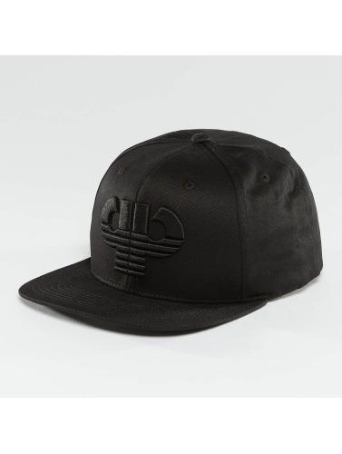 Pelle Pelle Herren Snapback Cap Icon in schwarz