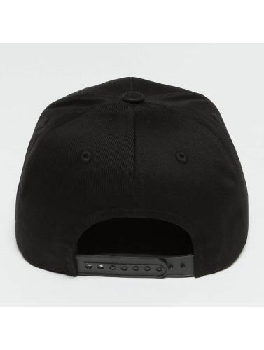 Pelle Pelle Snapback Cap Signature in schwarz