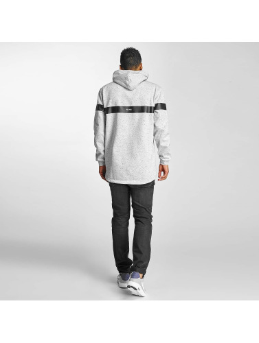 Pelle Pelle Hombres Sudadera 16 Bars Hooded in gris