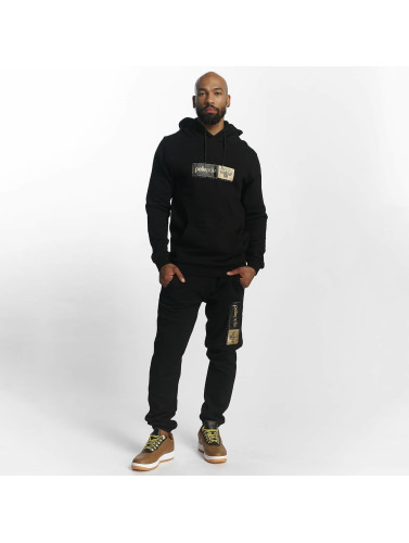 Pelle Pelle Hombres Sudadera Just The Logo in negro