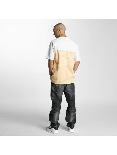 Pelle Pelle Herren T-Shirt Slice Of Hell in beige