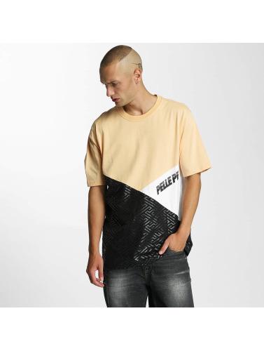 Pelle Pelle Herren T-Shirt Sayagata Pointer in beige