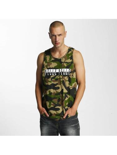 Pelle Pelle Herren T-Shirt O'Shea Jackson in camouflage