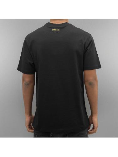 Pelle Pelle Herren T-Shirt Shottas in schwarz