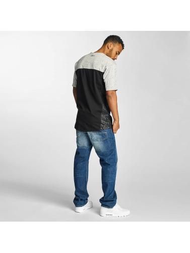 Pelle Pelle Herren T-Shirt Sayagata Block in schwarz