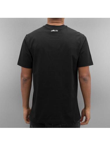 Pelle Pelle Herren T-Shirt Thug Love in schwarz