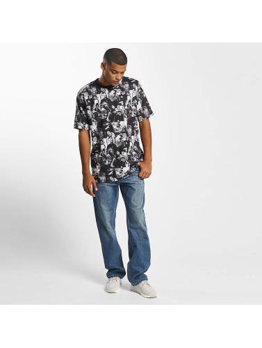 Pelle Pelle Herren T-Shirt G.B.N.F. in schwarz