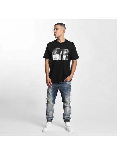 Pelle Pelle Herren T-Shirt Back To Cali in schwarz