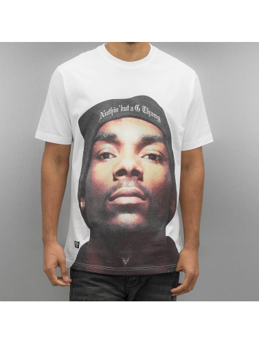 Pelle Pelle Herren T-Shirt G Thang in weiß