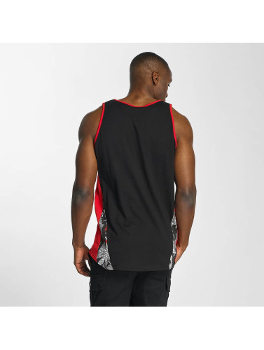 Pelle Pelle Herren Tank Tops Smoke Some in schwarz
