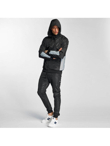 Pelle Pelle Herren Übergangsjacke Sayagata RMX in schwarz