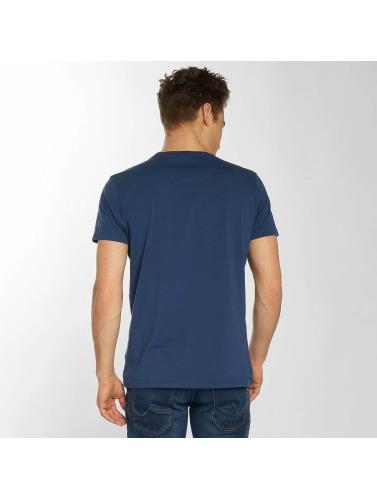utløp 2014 unisex Bensin Bransjer Hombres Camiseta Varer I Azul 2015 nye online utløp klassiker VEwJiwVAZ