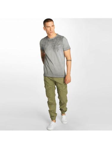 rabatt clearance Bensin Bransjer Hombres Camiseta Lomme I Gris billig butikk levere online utløp footlocker ser etter GRbVwgSi5D