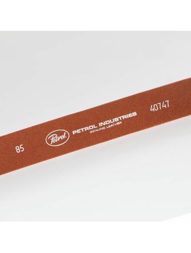 Petrol Industries Herren Gürtel Special Edition in rot