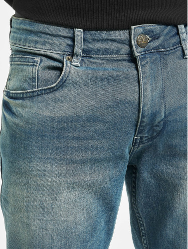 Petrol Industries Hombres Jeans ajustado Tymore in azul