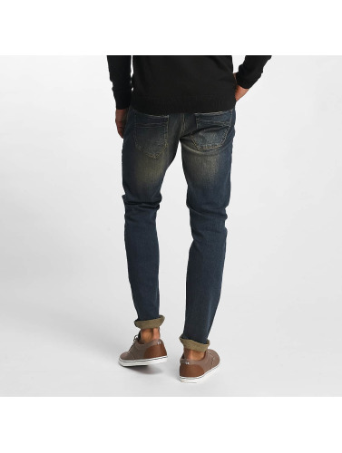 Petrol Industries Hombres Jeans ajustado Seaham Naked in negro