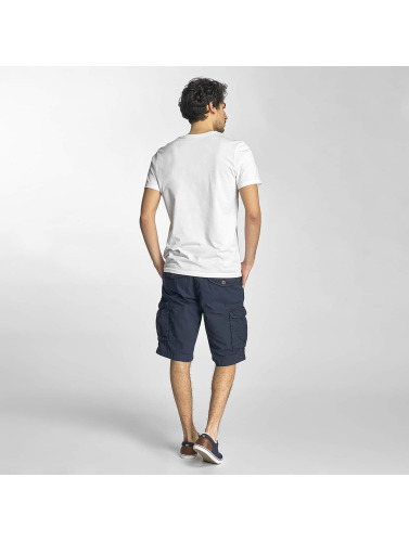 Petrol Industries Herren Shorts Cargo in blau