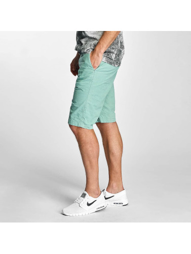 Petrol Industries Herren Shorts Chino in grün