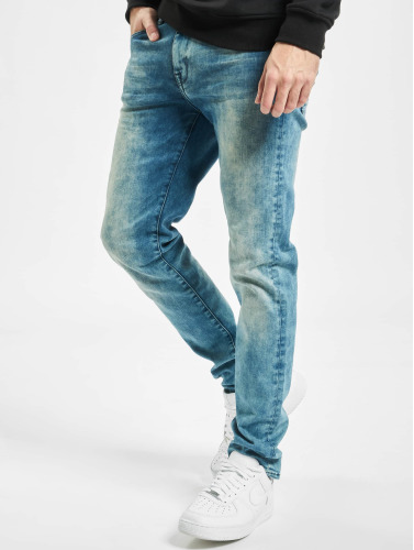 Petrol Industries Herren Slim Fit Jeans Seaham in blau
