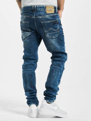 Petrol Industries Herren Slim Fit Jeans Seaham in blau