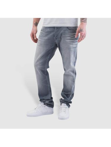 Petrol Industries Herren Straight Fit Jeans Turner in grau