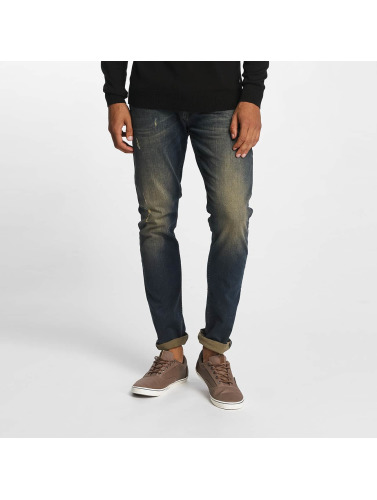 Petrol Industries Herren Straight Fit Jeans Tyrell in schwarz