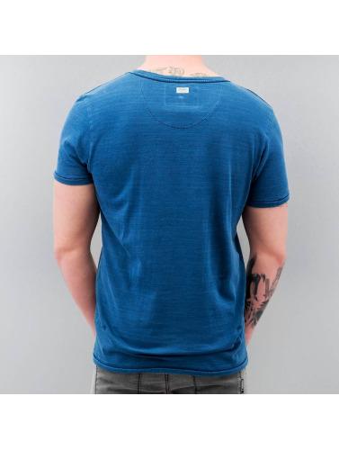 Billige Neuesten Kollektionen Billig Verkaufen Brandneue Unisex Petrol Industries Herren T-Shirt 73 in blau Billig Billig Auslasszwischenraum Store Yj2OyEs3XY