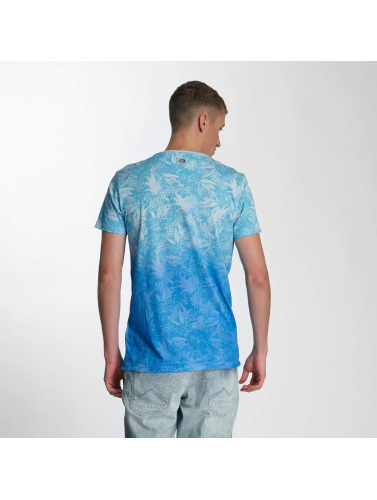 Petrol Industries Herren T-Shirt Dry Goods & Supply in blau