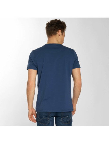 Petrol Industries Herren T-Shirt Goods in blau