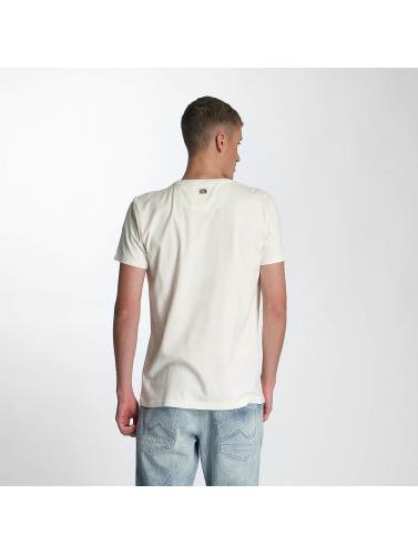 Petrol Industries Herren T-Shirt Summer in weiß