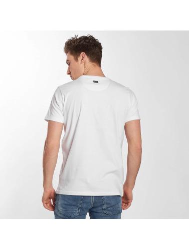 Petrol Industries Herren T-Shirt Crude Oil in weiß