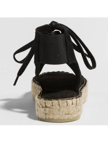 Stykker Kvinners Sandaler / Psmelinda I Svart Semsket Skinn Sandaler uttak 2015 salg valg knock off online billigste rabatt nyeste x9d7yF